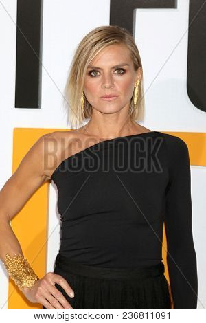 LOS ANGELES - APR 17:  Eliza Coupe at the