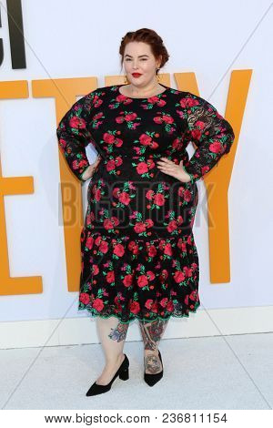 LOS ANGELES - APR 17:  Tess Holliday at the