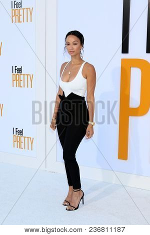 LOS ANGELES - APR 17:  Draya Michele at the