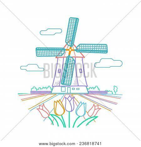 Traditional Holland Dutch