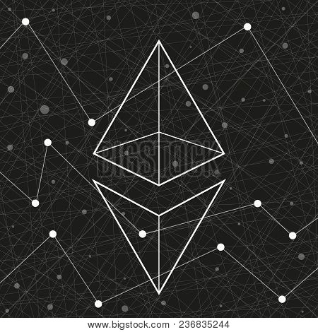 Representation Of The Ethereum Network, Statistics Of It.