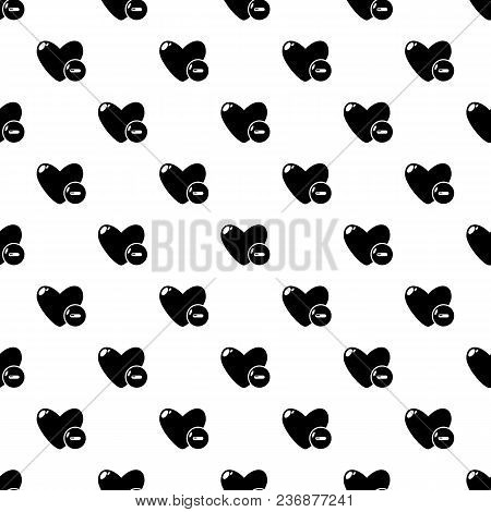 Dislike Pattern Vector Seamless Repeating For Any Web Design