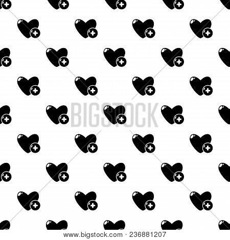 Like Pattern Vector Seamless Repeating For Any Web Design