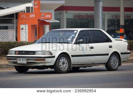 Private Old Car, Toyota Corona