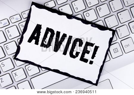 Conceptual Hand Writing Showing Advice Motivational Call. Business Photo Showcasing Learn To Be Good