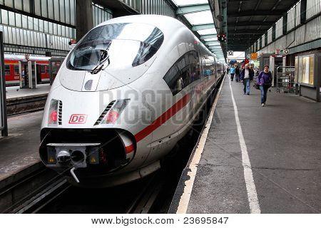 Germany - Express Train