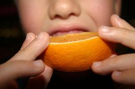 Eat An Orange