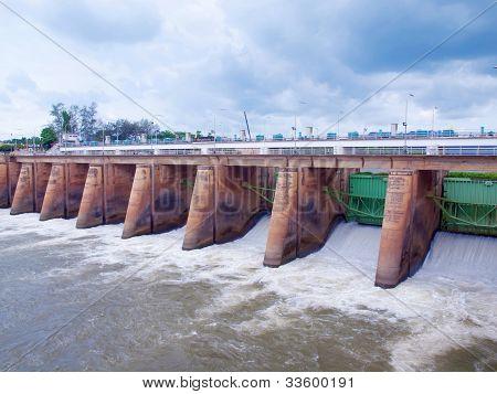 Mae Klong Dam
