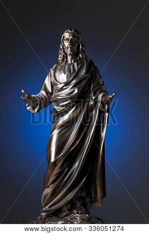 Beckoning Christ 0444