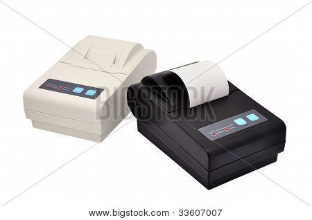 Two Thermal Printer
