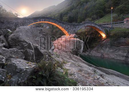 Verzaska Roman Bridge