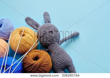 Mr Winter Bunny Rabbit Amigurumi Soft Toy Crochet pattern by ... | 320x450