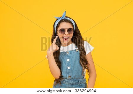 Look At This. Vacation Mode On. Little Fashionista. Kids Clothes Boutique. Retro Girl. Summer Fashio