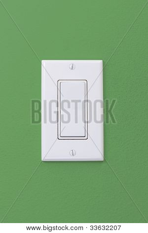 Wall Light Rocker Switch