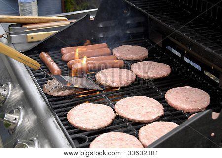 Idaho State/usa _barbecue