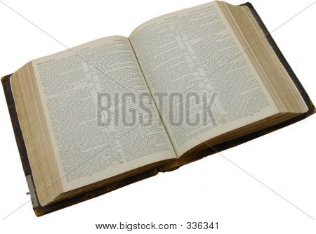 Bible Openspread
