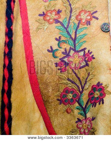 Closeup Native Clothing