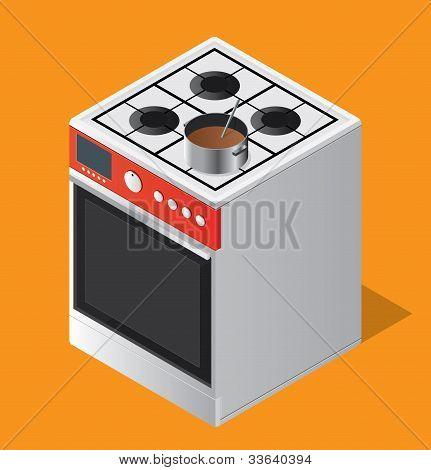 Oven Set 1