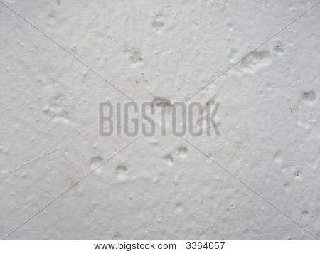 Texture Of Grey Painted Wall