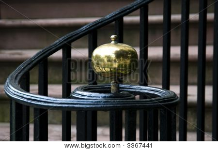 Charleston Iron Railing