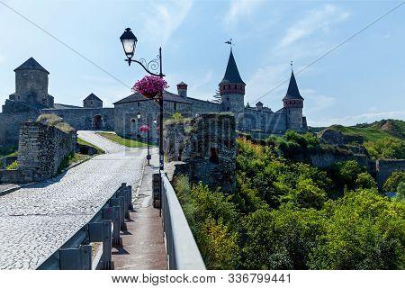 Fortress In Kamenetz