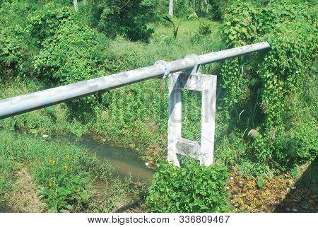 Provincial Waterworks Steel Pipes Of Thailand.steel Water Pipe.