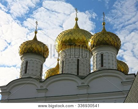 Holy Trinity Church At Ipatiev Monastery (kostroma)