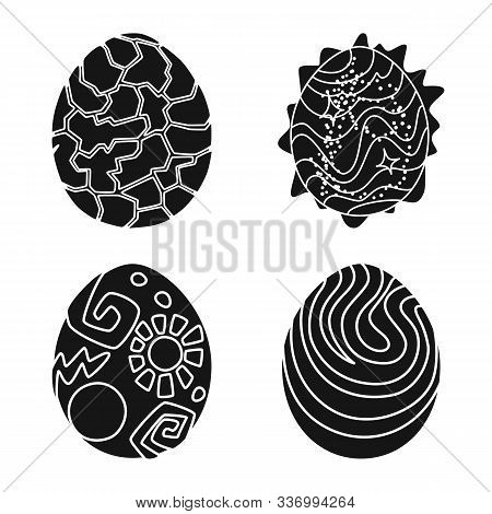Vector Design Of Fantastic And Cute Sign. Collection Of Fantastic And Magic Vector Icon For Stock.