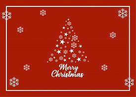 Christmas Greeting Card, Podcast, Christmas Tree, Merry Christmas, Christmas Card. Decorative Christ