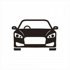 Car Icon, Car Icon Vector, Car Icon Object, Car Icon Image, Car Icon Picture, Car Icon Graphic, Car Icon Art, Car Icon Drawing, Abstract car vector logotype. Car logo template. Auto icon symbol. Linear silhouette logo design. EPS10