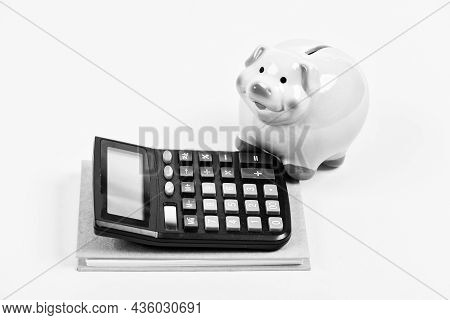 Planning Counting Budget. Commerece Business. Bookkeeping. Financial Report. Money Saving. Accountin