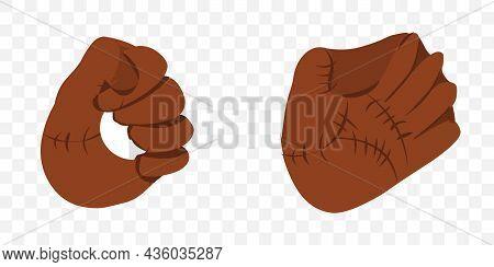 Baseball Glove Vector Illustration. Baseball Glove Vector Illustration. Baseball Glove Vector Illust