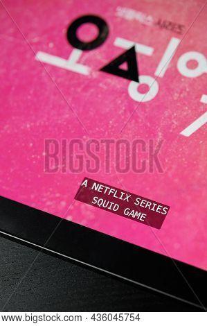 Start Watching Squid Game On Netflix