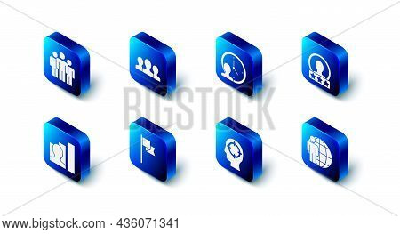 Set Users Group, Time Management, Create Account Screen, Head Hunting, Location Marker, Productive H