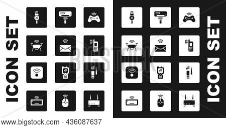 Set Wireless Gamepad, Mail And E-mail, Smart Drone System, No Usb Cable Cord, Mobile With Wi-fi Wire