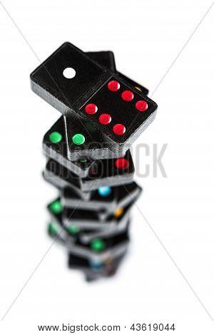 Domino Skyscraper