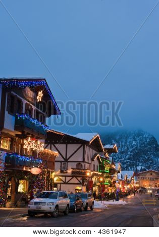 Leavenworth, Wa, Usa