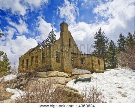 Dam Keeper's House, Big Bear