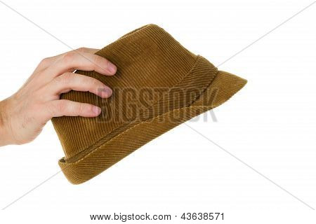 Hand And Hat
