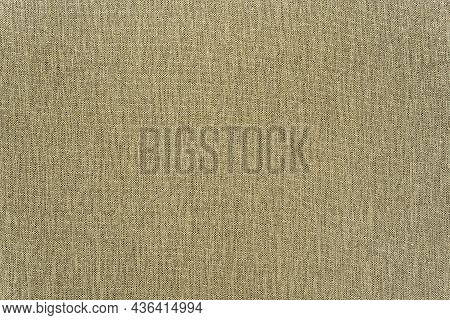 A Background Or Texture Of Fabric Similar To Sackcloth Or Burlap