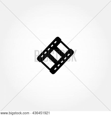 Movie Tape Icon. Photo Tape Icon. Movie Tape Icon. Photo Tape Icon.