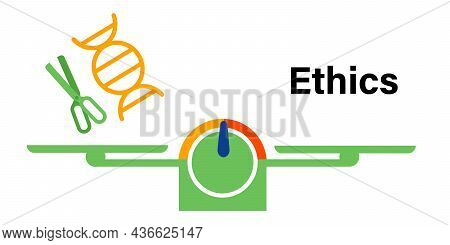 Ethics Moral Issue In Gene Dna Editing Ethical Dilemma On Crispr