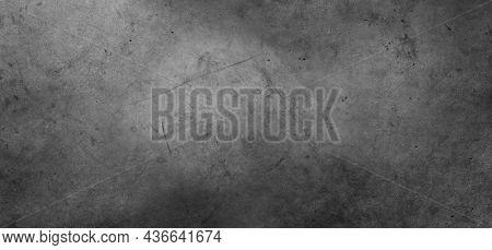 Grey textured concrete grunge background
