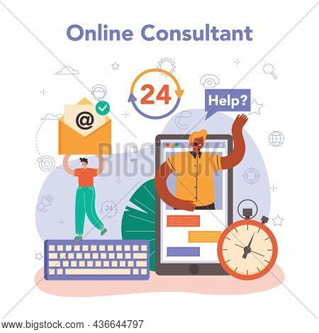 Professional Consulting Online Service. Research And Recommendation.