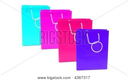 Brightly Colored Bags