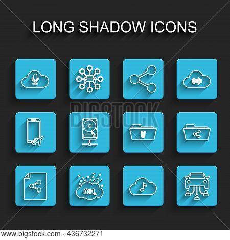 Set Line Share File, Methane Emissions Reduction, Music Streaming Service, Car Sharing, Hard Disk Dr