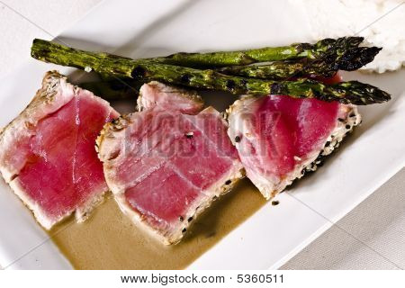 Seared Ahi Tuna