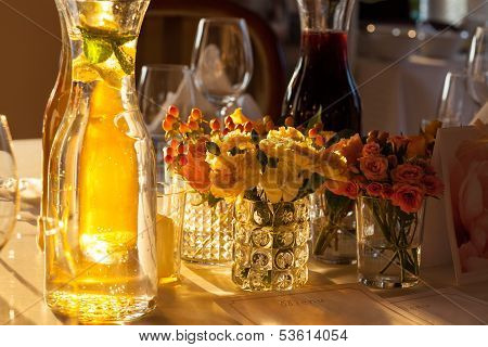 Luxury Banquet Table