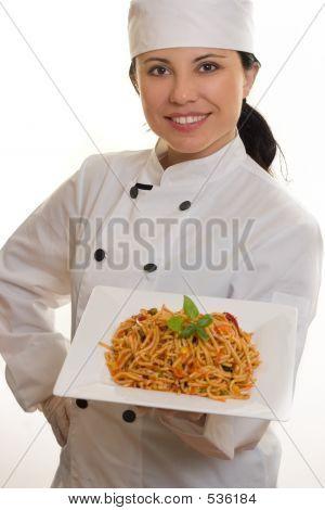 Chef con Pasta