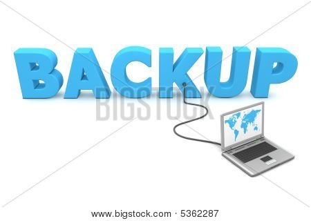 Wired To Backup